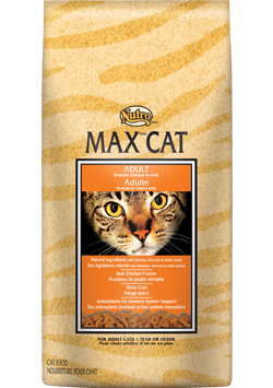 Max Cat - Cat Food